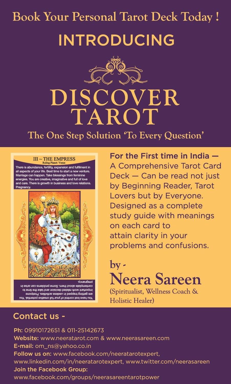 PUBLICATION   Neera Sareen: International Master in Tarot