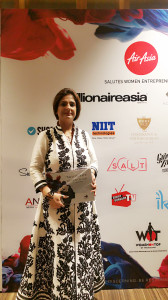 Neera Sareen at Millionaireasia Women On Top Of Their Game