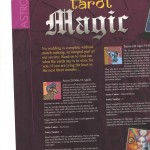 Article on Tarot Reading (Tarot Magic )by Mrs Neera Sareen in HT magazine Wedding Bells
