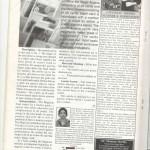 Article on Tarot Reading by Neera Sareen in magazine Mystic India