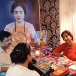 Neera Sareen providing guidance through Tarot Card Reading to her Clients