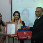 Conferred the Honour 'Rishi Parashar in Tarot' by AIFAS