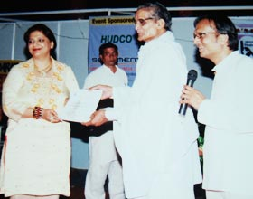 Bharat Nirmaan 'Super Achiever Award' in Occult & Alternate Therapies - 2010