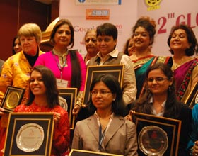 Priyadarshini Award 2012