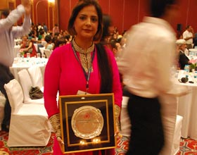 Priyadarshini Award - 2012
