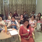 Candle Meditation during Angel Therapy Class