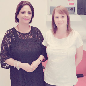 Neera-Sareen-with-the-world-renownedTarot Master-Debbie-Winterbourne-in-U-K