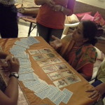Practical Training in Tarot Card Reading at Karmic Centre  conducted by Neera Sareen