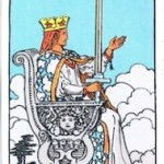 Queen of Swords Card (FUTURE)