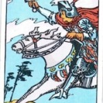 Knight of Swords Card (GUIDANCE)