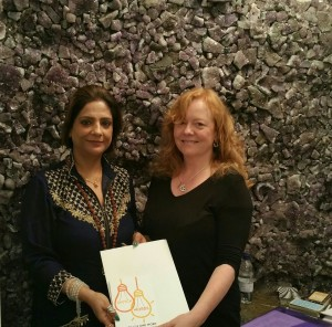 Neera Sareen with Liz Dean- The Master of Tarot with Switch words